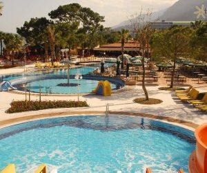 готель в Кемері тур Club Boran Mare Beach