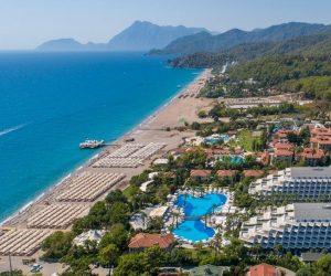 тур в готель Queen's Park Tekirova Resort & Spa Туреччина Кемер 01