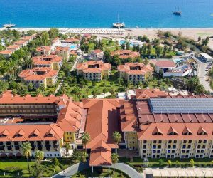 гарячий тур в готель Club Hotel Phaselis Rose