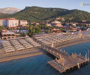 гарячий тур в туреччину готель Akka Alinda Hotel