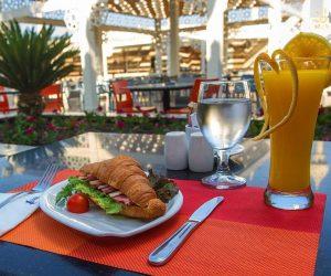 гарячий тур на відпочинок в єгипті готель Albatros Aqua Park Sharm